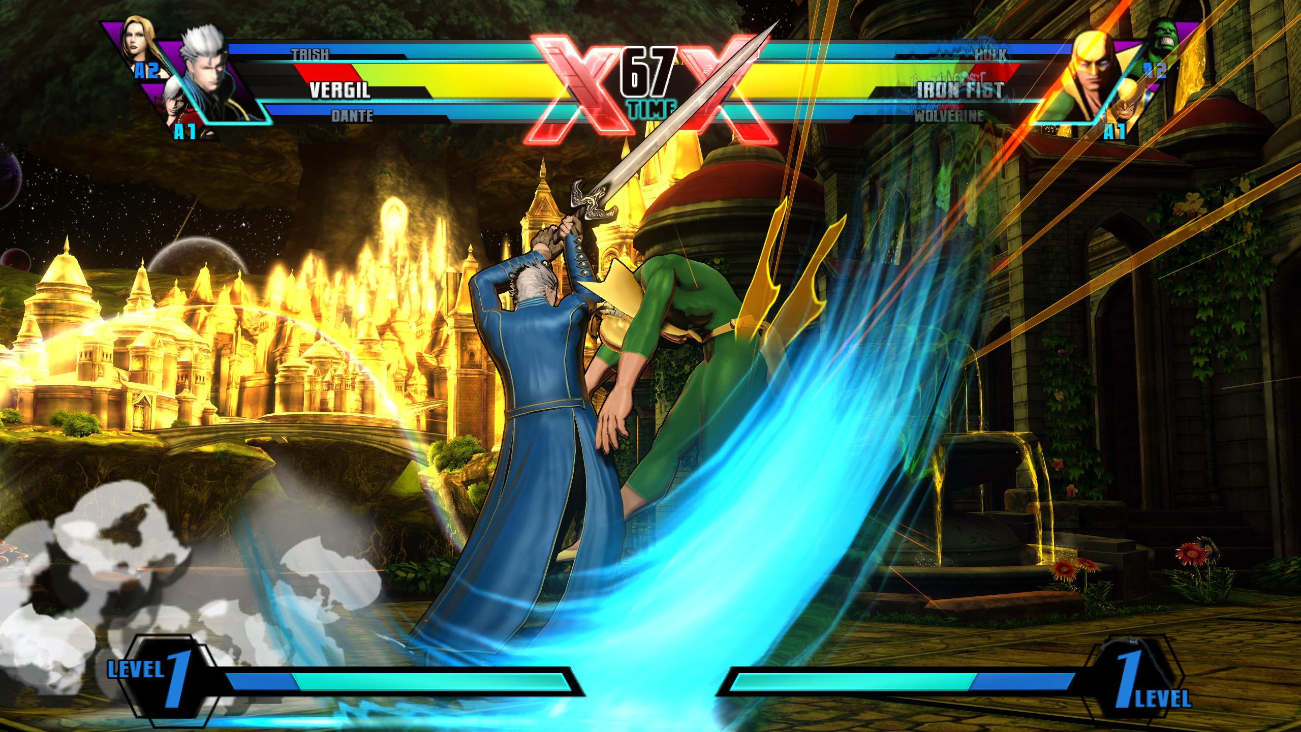 Vergil dans Ultimate Marvel vs. Capcom 3 6151126748_0152f6a2dd_o