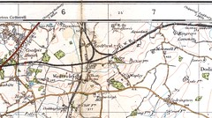 OS Map (Steve Selwood) Tags: coalpitheath oldmaps westerleighjunction