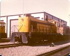 ST&E 564 (Santa Fe Way) Tags: railroad train railway ste s4 alco