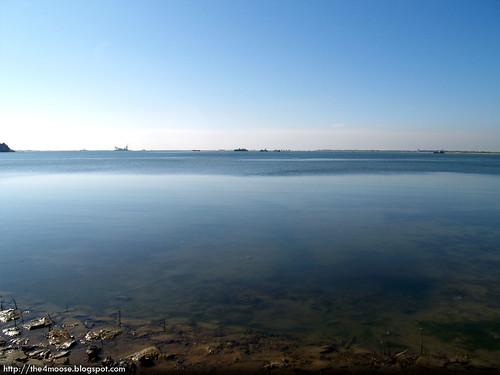 Pulau Tekong - Coast