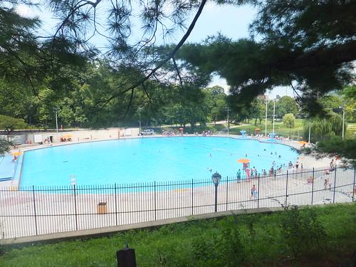 Lasker Rink and Pool
