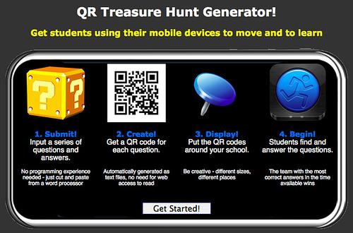 qr code generator freeware chip