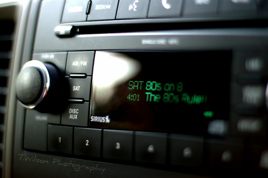 Sattelite Radio...technology at its finest