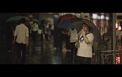 Smoke break (Maxim Chechin) Tags: street movie break candid smoke maxim cinematic 135mm chechin