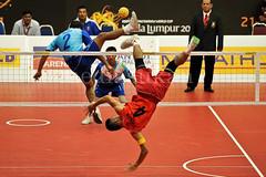 2011 ISTAF World Cup (AhmadJunaidi) Tags: world cup malaysia kuala lumpur takraw sepak istaf 2011