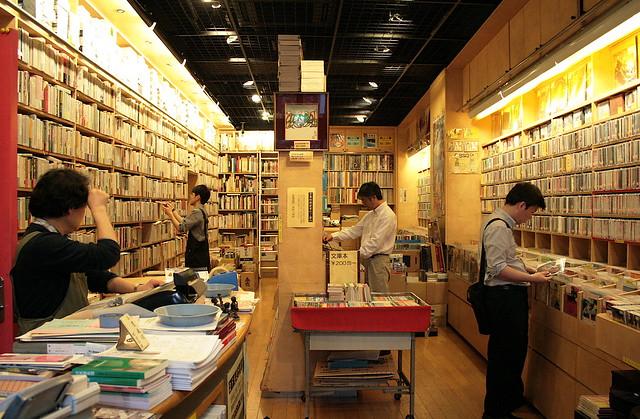 RECORDS SHOP, Ikebukuro, HASHODO KOSHOTENIMG_8596