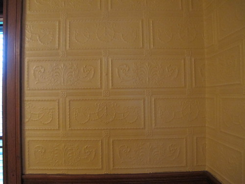 Embossed Wall