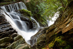 Fall from the top (izzy's-photos) Tags: longexposure waterfall furnace mygearandme
