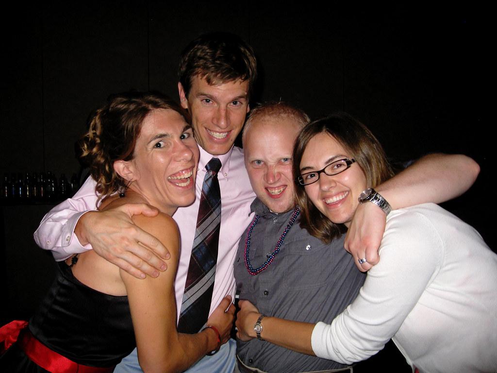Carrie, Jesse, Patrick & Sara