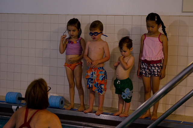 Swimming Lessons August 1 2011-24