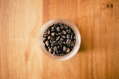 Nothing Smells Better Than Fresh Coffee Beans (Josh Deaton | www.josh-deaton.com) Tags: wood light film coffee canon vintage 50mm beans floor natural bokeh mark f14 gorgeous mason 14 beverage grain smooth scratches fresh sharp delicious mocha ii jar 5d espresso dust 50 tones hardwood