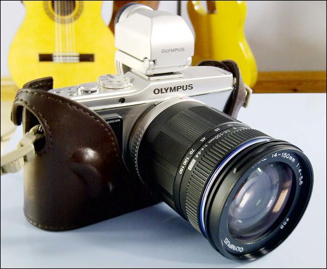 Olympus E-P3 14-150mm zoom