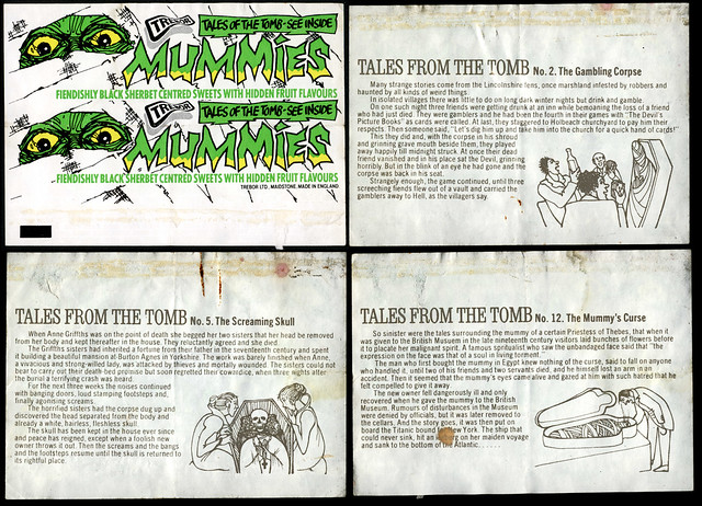 Sweet Wrappers Over The Years Page 33