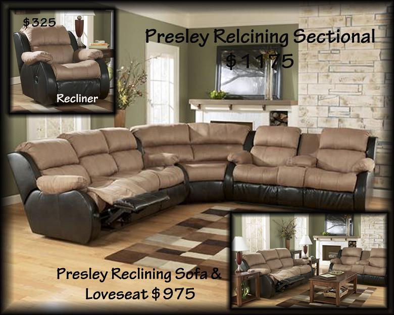 2012 Reclining Living Room All American Mattress & Furniture