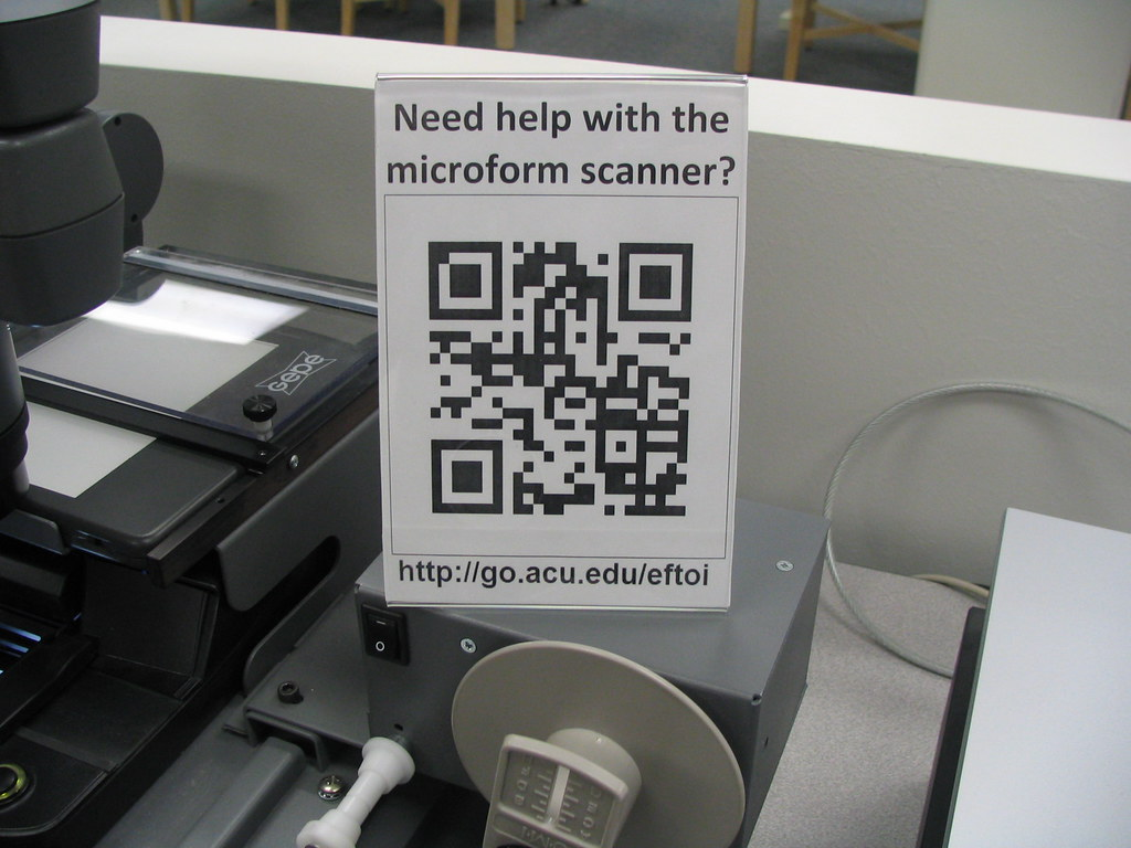 Microform Scanner Help