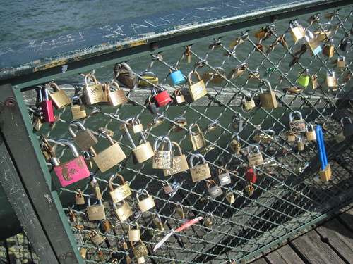 Various Locks on Bridge
