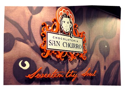 San Churro, Northbridge WA