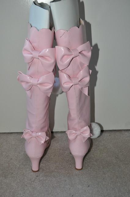 BTSSB Pink Boots