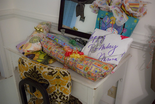 mima's birthday celebration