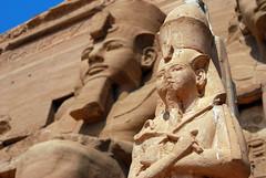Abu Simbel (Wrinzo) Tags: africa temple egypt saudi arabia egitto ramsesii abusimbel tempio faraone
