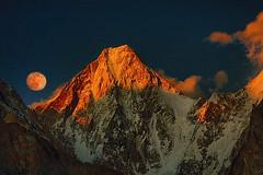 Gasherbrum IV,               PAKISTAN (TARIQ HAMEED SULEMANI) Tags: pakistan tourism trekking canon hiking north concordia tariq northernpakistan skardu gasherbrumiv colorphotoaward sulemani hushay jahanian ghandoghoro askolay aboveandbeyondlevel1