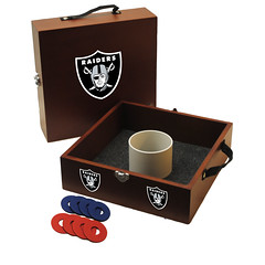 Oakland Raiders Washers Toss Game