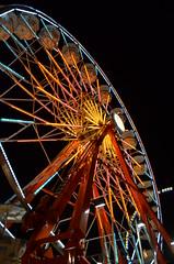 The Ferris Wheel (Skinny Pete Deux) Tags: wheel ride state fair ferris iowa 2011