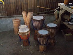 Drums Complete (JoHeath) Tags: music drums percussion philippines mindanao bukidnon manobo tigwa