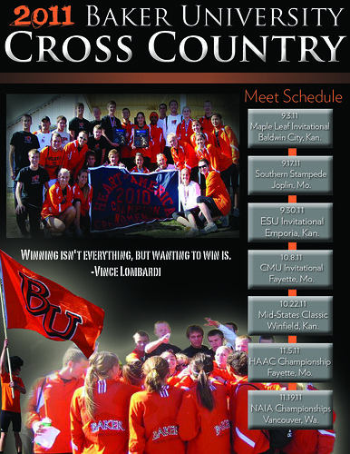 2011 Cross Country Preview