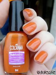 Colorama - Fagulha (dulcehc) Tags: nail polish esmalte colorama fagulha formulasecreta