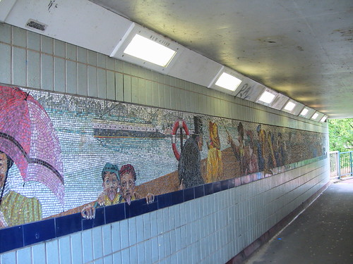 Tunnel Mosaic 2
