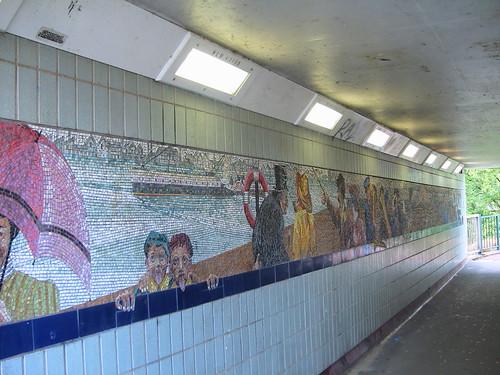Tunnel Mosaic 2