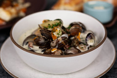 hogs island san francisco clam chowder