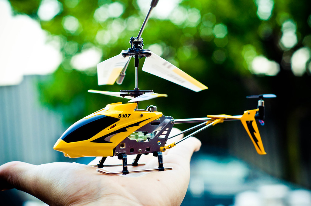 S107G Mini Helicopter