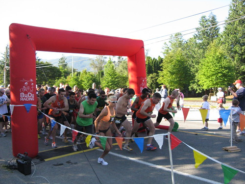 Snoqualmie Railroad Days 10K