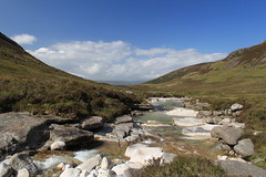 View down Catacol Glen (shotlandka) Tags: nature water landscape scotland niceshot glen burn arran isleofarran catacol canoneos500d шотландия mygearandme арран катакол ringexcellence