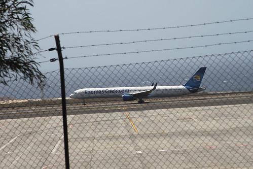 Thomas Cook 757-300 @ Tenerife Sur Airport