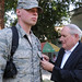 Sen. Levin pins awards at NATO Training Mission-Afghanistan HQ