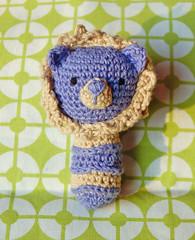 Cascabel/ Rattle (~ tilde ~) Tags: toy crochet lion amigurumi león juguete