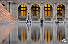 > n n n z (A.G. Photographe) Tags: paris france reflection nikon bravo louvre reflet reflect ag nikkor reflexion pyramide français parisian anto napoléon photographe xiii parisien pyramidedulouvre 2470mm28 d700 alwaysexc antoxiii agphotographe stunningphotogpin