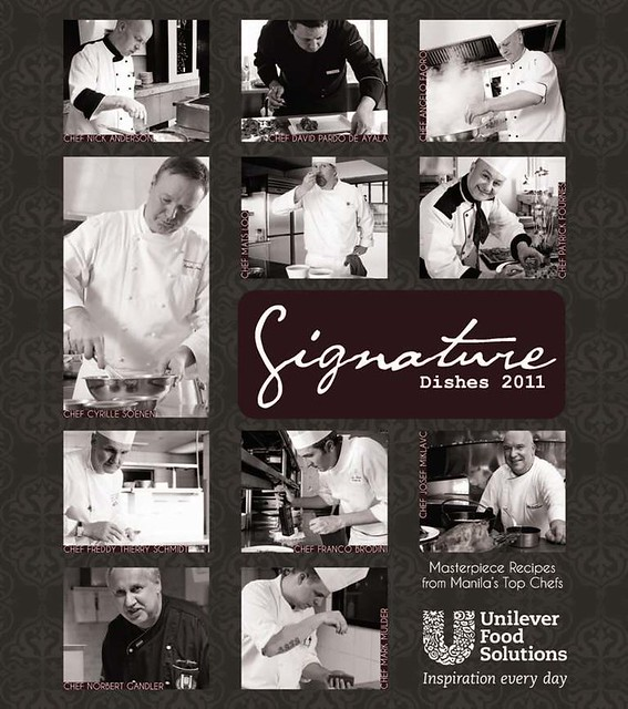 UFS Signature Dishes Cover