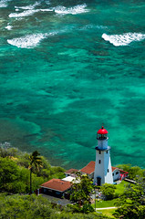 Diamond Head Lighthouse (RXrenesis8) Tags: lighthouse hawaii diamondhead k5 voigtlanderapolanthar180mmf4sl