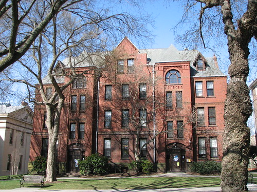 Slater Hall, Brown University