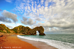 Tears of the Dragon (James Neeley) Tags: uk landscape coast dorset hdr f12 durdledoor jurassiccoast 5xp jamesneeley
