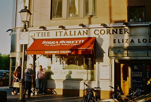 The Italian Corner