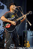 Tom Morello: The Nightwatchman @ DTE Energy Music Theatre, Clarkston, MI - 08-24-11
