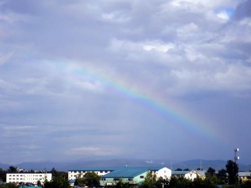 3時20分の虹