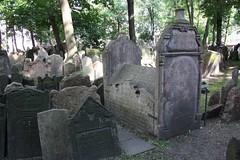 "Old Jewish Cemetery (Starý židovský hřbitov), Prague (Prag/Praha) • <a style=""font-size:0.8em;"" href=""http://www.flickr.com/photos/23564737@N07/6083175870/"" target=""_blank"">View on Flickr</a>"