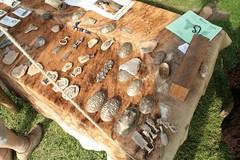 Bronzeschmuck von Ken Ravn Hedegaard in Haithabu – Wikinger Museum WHH 21-08-2011