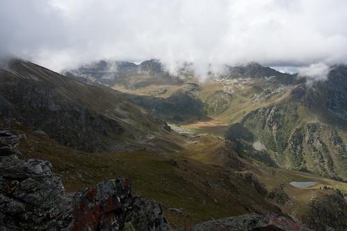 Exploring Val de Réchy from Vercorin